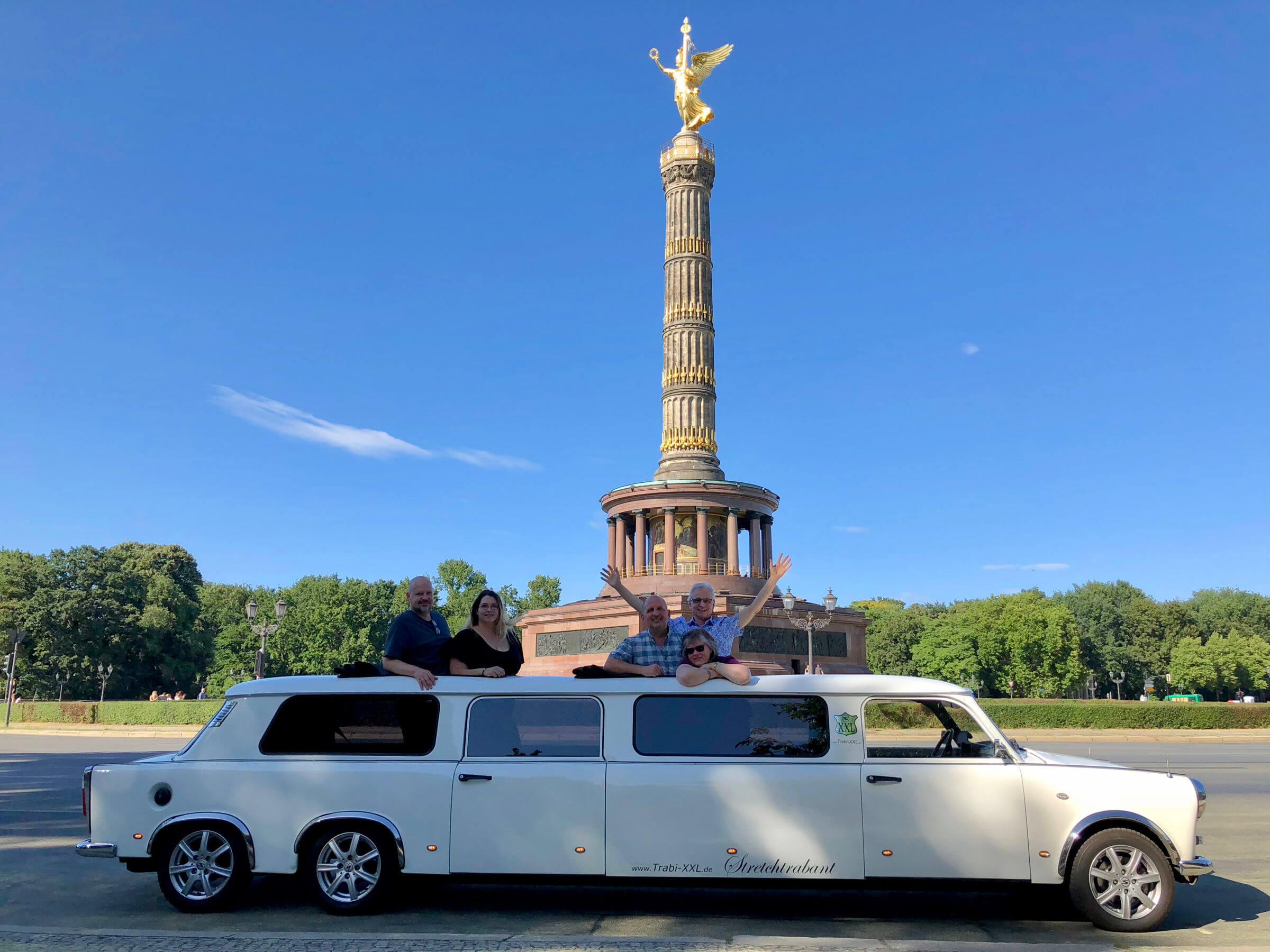 Stadtrundfahrt Trabi-XXL Berlin